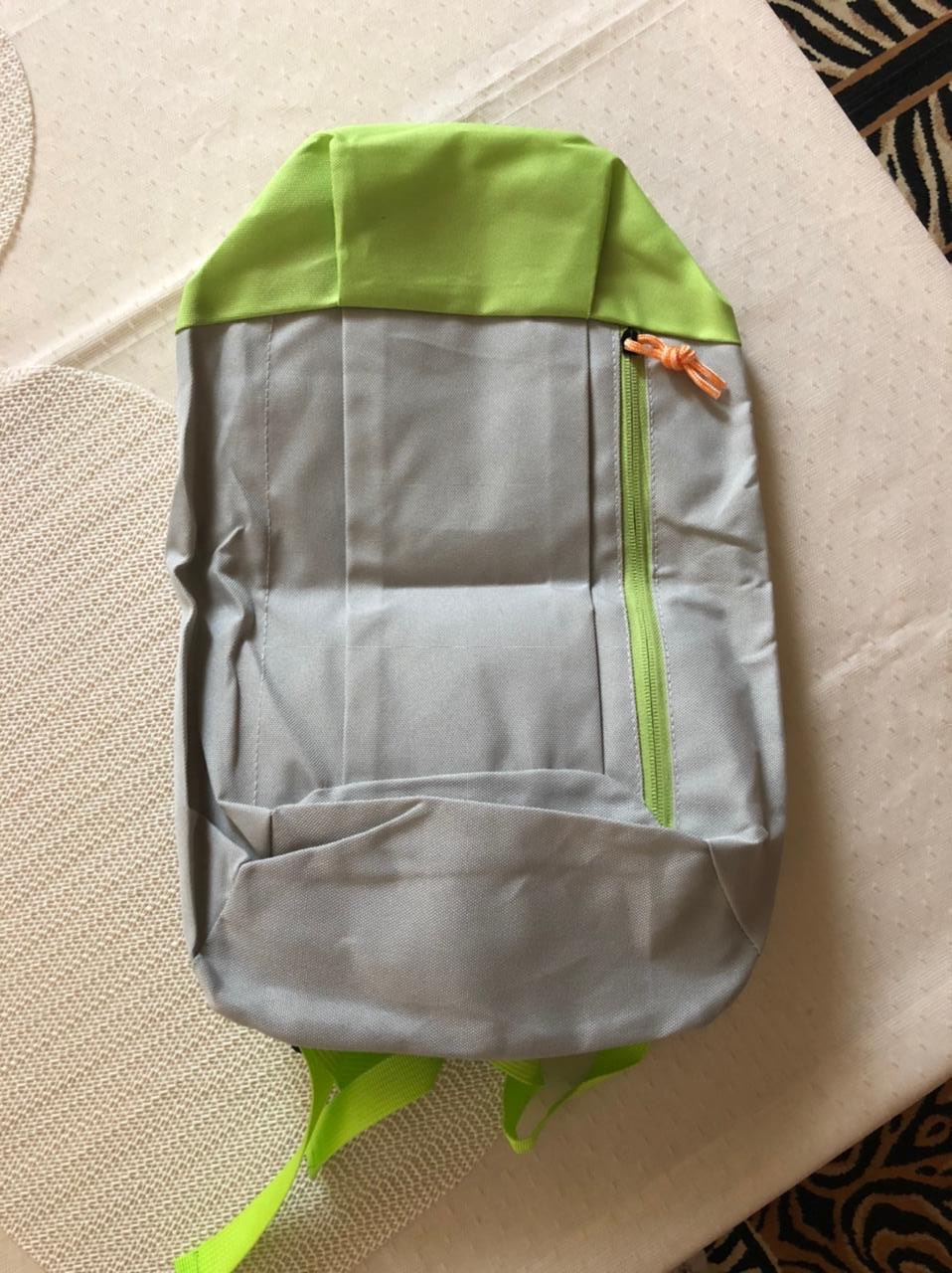 10L Colorful Waterproof Sports Backpack photo review