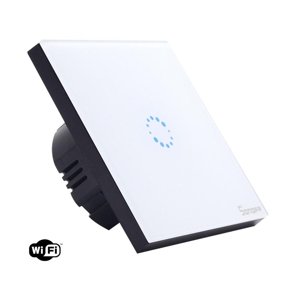 Simple Touch WiFi Switch SONOFF Touch EU