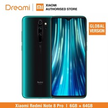 Global Version Xiaomi Redmi Note 8 PRO 64GB ROM 6GB RAM (LATEST ARRIVAL!!), note8pro телефон xiaomi black shark 6gb 64gb черный global version