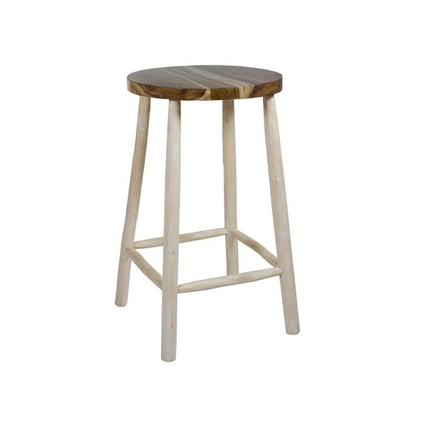 Side Table Capri (60 X 60 X 104 Cm)