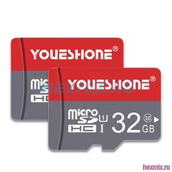 Tarjeta de memoria microSDHC 32 GB