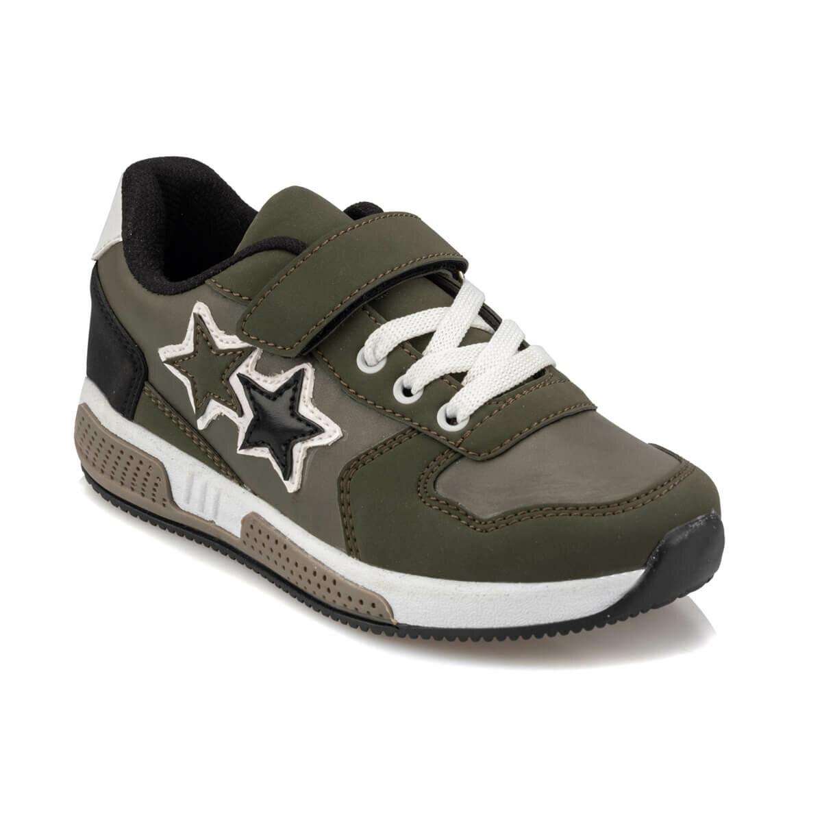 FLO 92.511858.F Khaki Male Child Sports Shoes Polaris