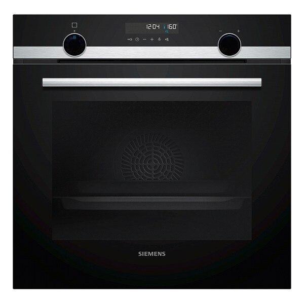 Pyrolytic Oven Siemens AG HB578G0S00 71 L 3600W Black
