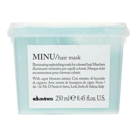 DAVINES MASK 250ML MINU.