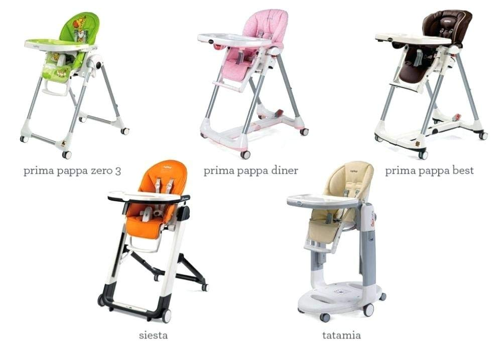 Peg Perego Diner Highchair Replacement Cover Cushion Savana Cacao