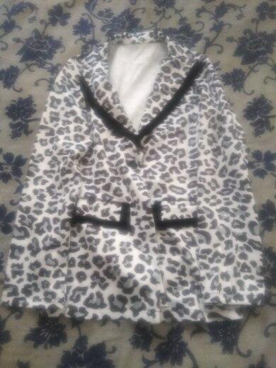 Echoine Leopard print Women suit Autumn Long Sleeve Jacket Ladies Blazer Set OL pant suits for women Club Outfits costume femme reviews №10 75493