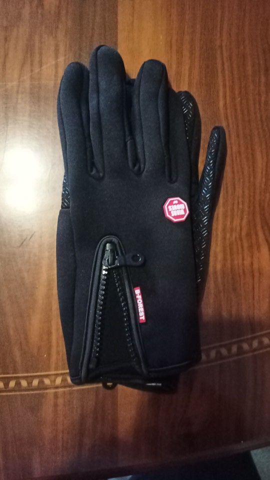 【Winter Sales】Warm Thermal Gloves Cycling Running Driving Gloves - googstage photo review