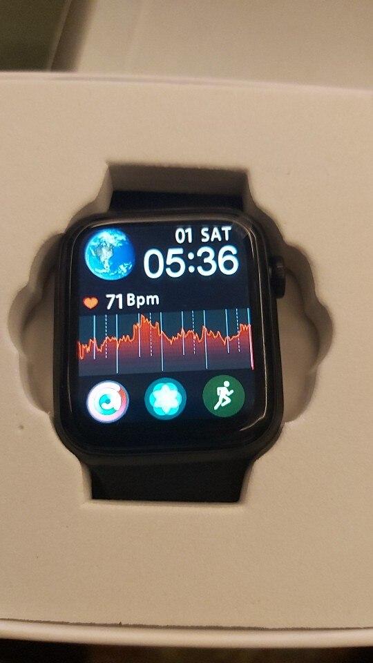 IWO-reloj inteligente W46, mejor que W26, 12 Pro, 13, 1,75 pulgadas, reloj 1256 vendidosoj  1especial san valentin oferta asta 6