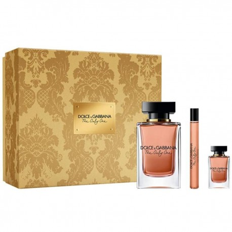 THE ONLY ONE GABBANA DOLCE EDP EDP 10ML SPRAY 100ML + 7 + MINIATURE 5ML