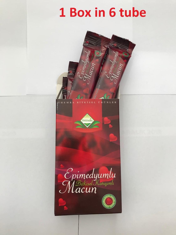 Themra Epimedium Paste For Men&Women Gingseng  Natural Viagra Horny Goat Honey Love Night Sexy Night Performance High Power