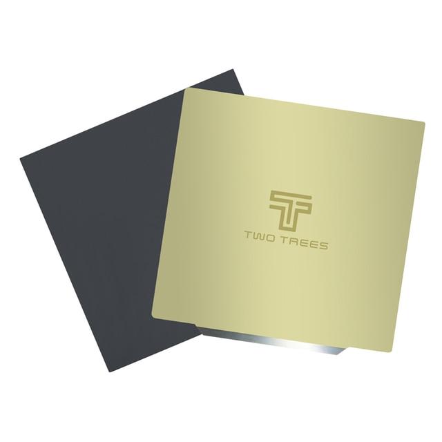 חדש שדרוג הסרת אביב פלדת גיליון מראש מיושם פיי + מגנטי בסיס 220/235/310mm עבור אנדר 3 CR 10 אנדר 5 3D מדפסת חמה מיטה