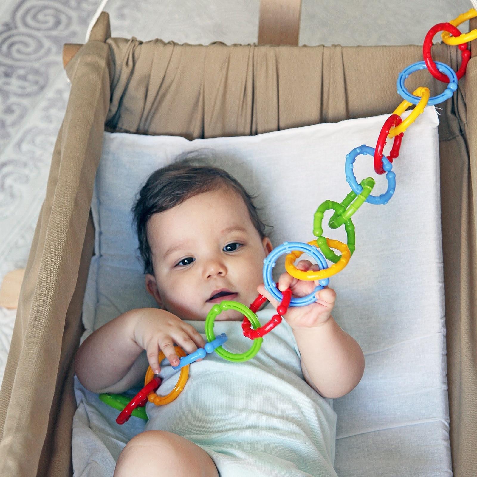 Ebebek Kanz Colourful Baby Links