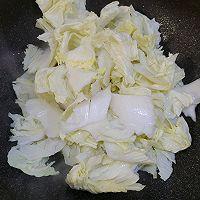 白菜炒鲜蘑的做法图解6