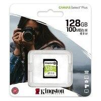 Cartão de memória sd kingston sds2 100 mb/s exfat