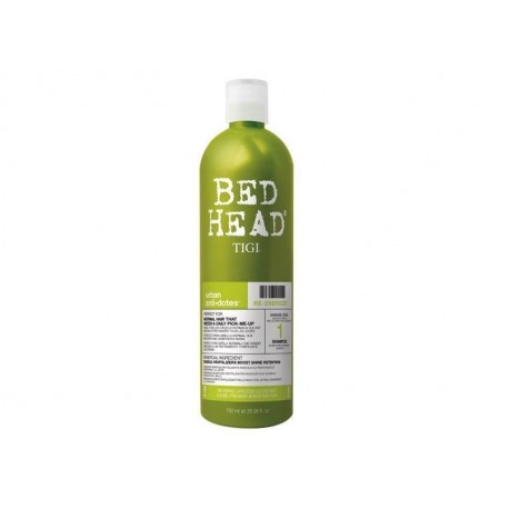 BED HEAD URBAN ANTI-FEATS RE-ENERGIZE SHAMPOO 750ML