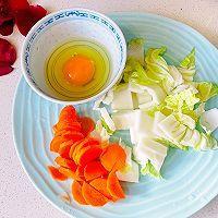 """#美食说出""""新年好""""#茄汁鸡蛋豆腐的做法图解8"""