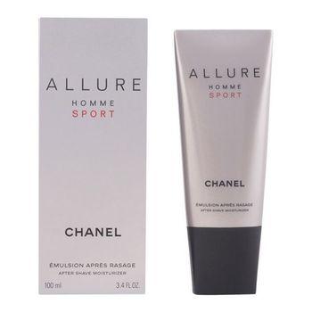 Después de afeitar encanto Homme deporte Chanel (100 ml)