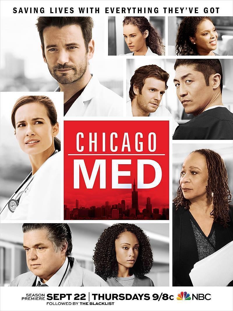 芝加哥医院/芝加哥急救第二季