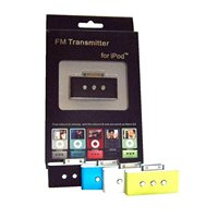 Transmissor fm sem fio do ipod|Reprodutor de MP3 e acessórios p/ amplificador| |  -