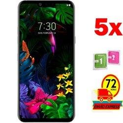 5x Protectors Screen Glass dla LG G8 (nie w pełni patrz informacje)