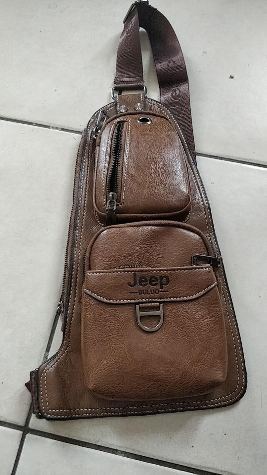 Bolsa Jeep® Transversal Carteiro Original Edição Limitada photo review
