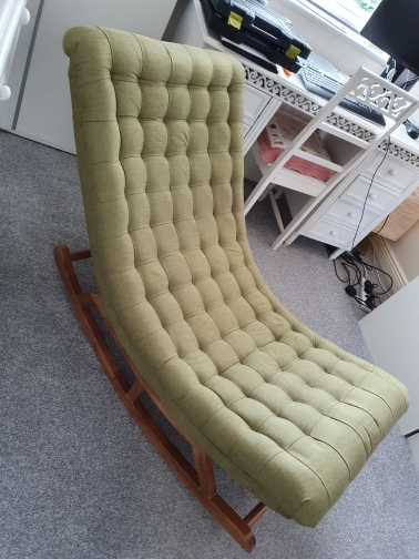 Modern Design Rocking Lounge Chair