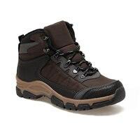 FLO AZUR HI Brown Mens Outdoor Boots Torex
