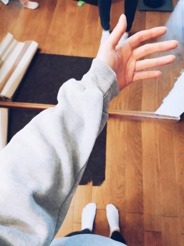 Sudaderas Mujer Spring Harajuku Solid Sweatshirt Women Long Sleeve Hoodie Loose Women Hoodies Sweatshirts Casual Tracksuit photo review