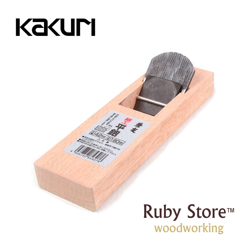 Japanese Style Mini Block Plane 35mm Blade, Kakuri, Made In Japan- Fine Woodworking