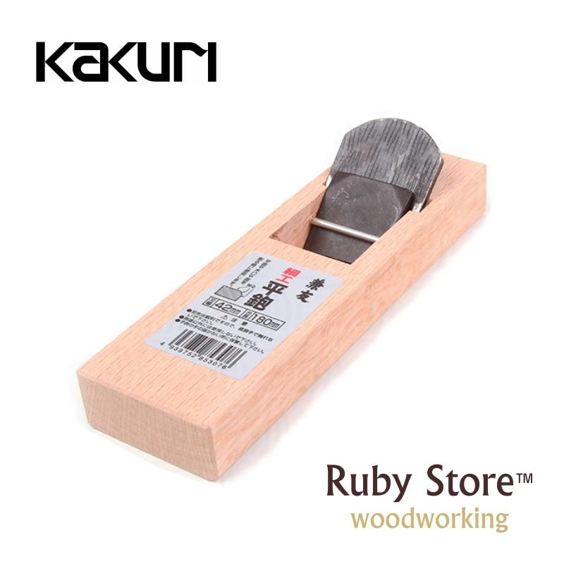 Japanese Style Mini Block Plane 35mm Blade, Kakuri, Made In Japan- Fine Woodworking