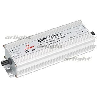 023644(1) Power Supply Arpv-24100-a (24V, 4.2a, 100W) Arlight Box 1-piece