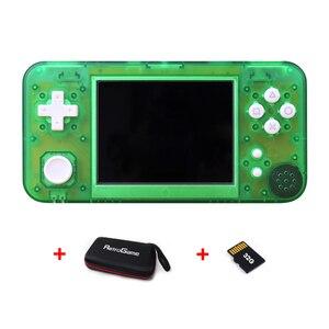 Игровая приставка GKD 350H - GameKiddy GKD350H, ретро Игровая приставка, портативная видеоигра-мини 3,5-дюймовый IPS экран, игровой плеер