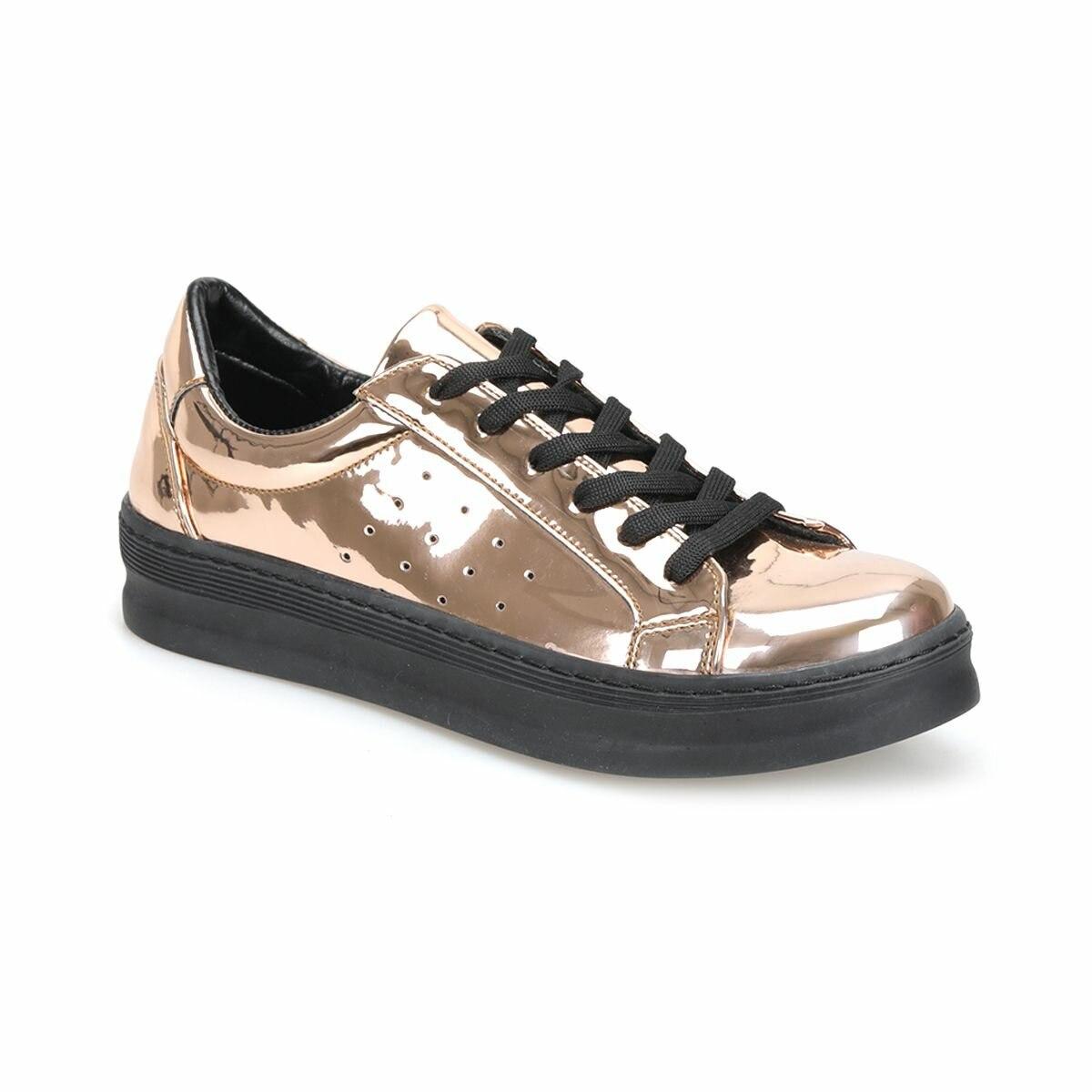 FLO Z218 Rose Gold Women 'S Sneaker Shoes BUTIGO