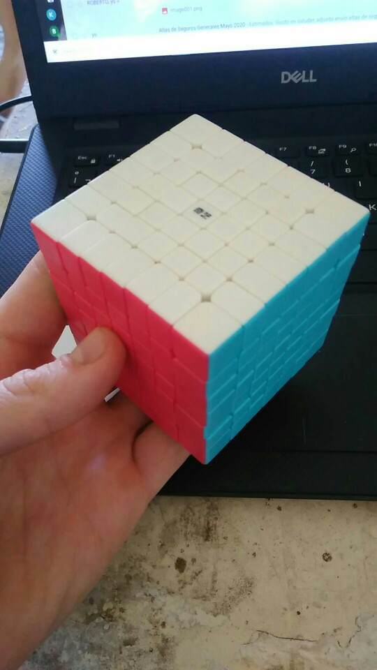 -- Stickerless Qixing Puzzle