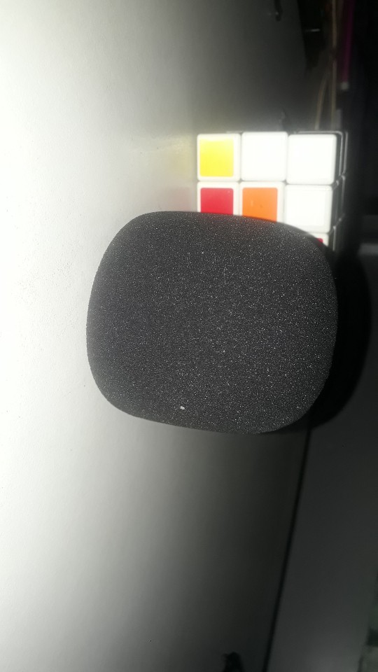 1PC Microphone Foam Thicken Mic Cover Sponge Professional Studio WindScreen Protective Grill Shield Soft Microphone Cap