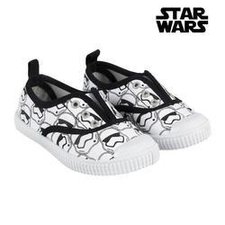 Dziecięce tenisówki na co dzień Star Wars 73573 White na