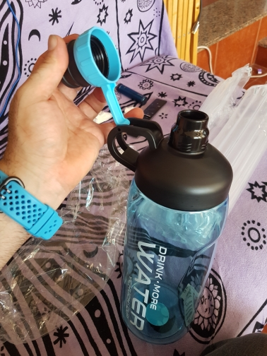 2000ml Large Capacity Water Bottles BPA Free Gym Fitness Kettle Outdoor Camping Picnic Bicycle Cycling Climbing Shaker Bottles-in Water Bottles from Home & Garden on AliExpress - 11.11_Double 11_Singles' Day