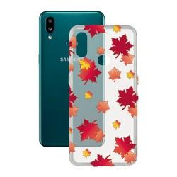 Mobile cover Samsung Galaxy A10s Contact Flex TPU Autumn