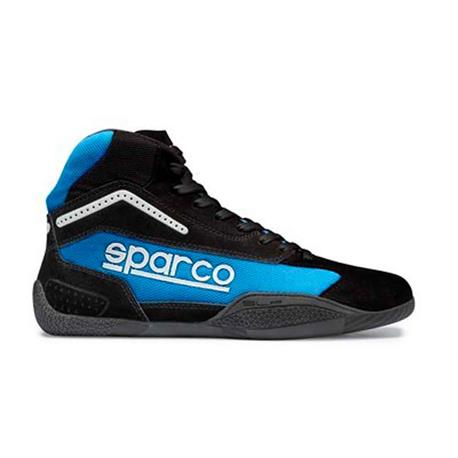 Ankle boot Sparco Gamma Kb 4 Tg. 41 black/blue   - title=