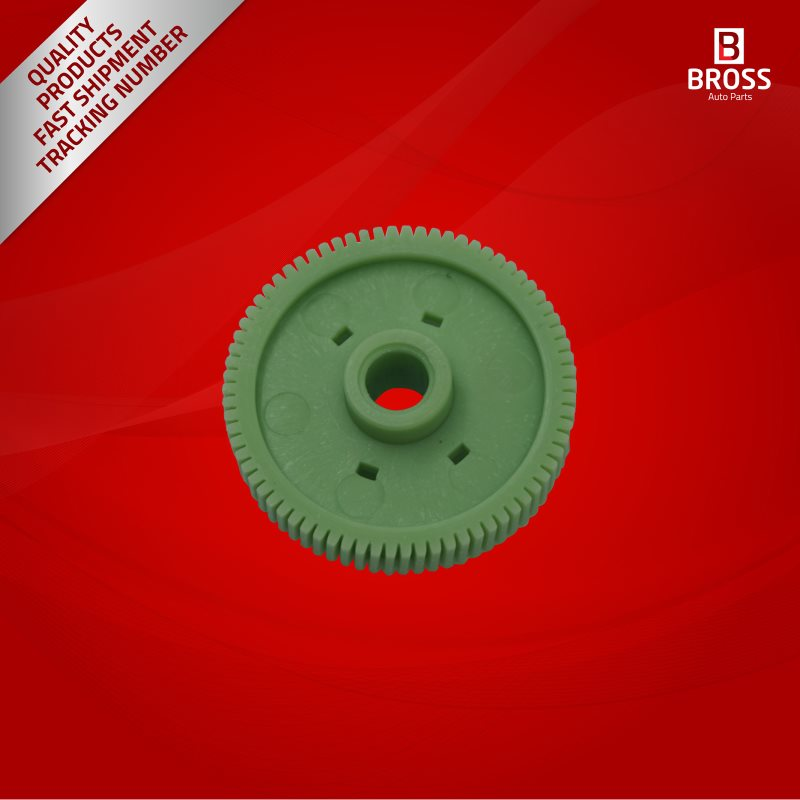 BGE610 Vorderen Kabine Wischer Motor Reparatur Getriebe 50032309 für Neue Hollan. d Traktor