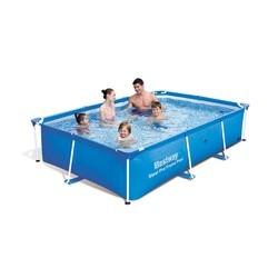 Прямоугольный бассейн без сточных вод 259x170x61 см.