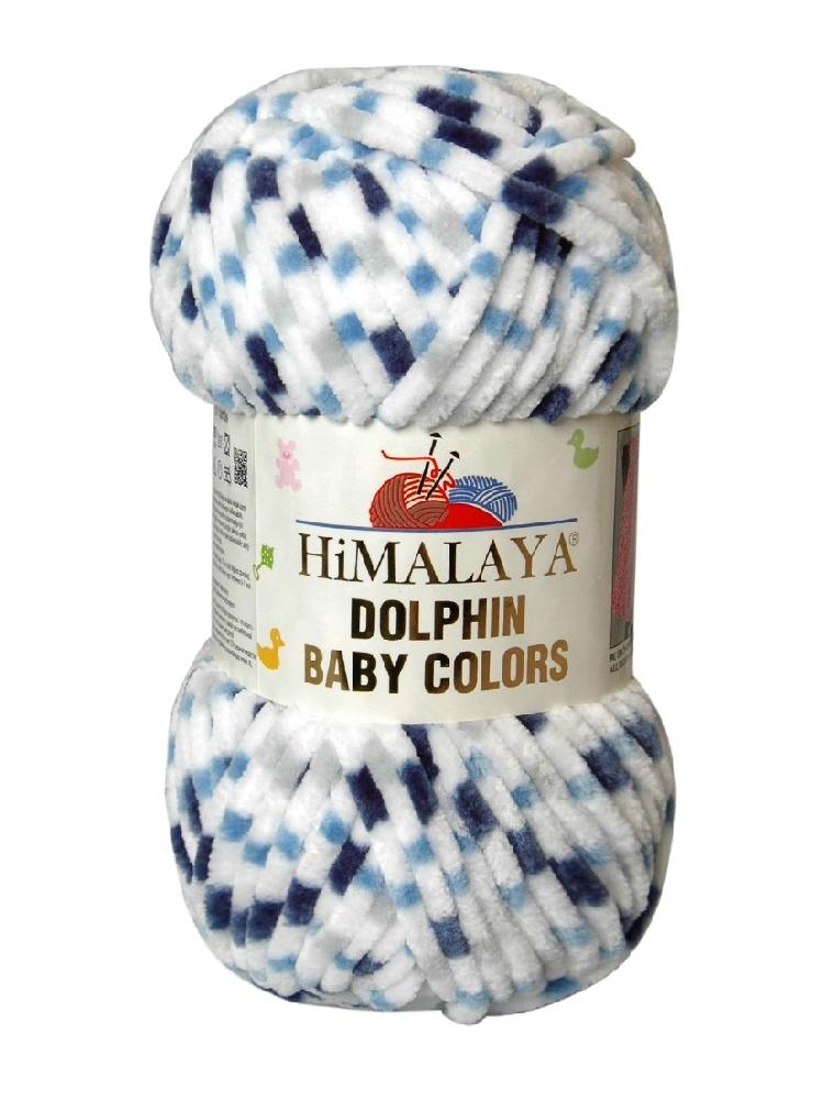 velvet yarn baby blanket yarn Himalaya himalaya yarn baby yarn baby Yarn crochet yarn velvet Dolphin baby colors Knitting baby
