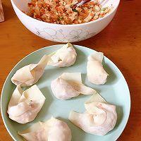 豆腐胡萝卜素馄饨的做法图解6
