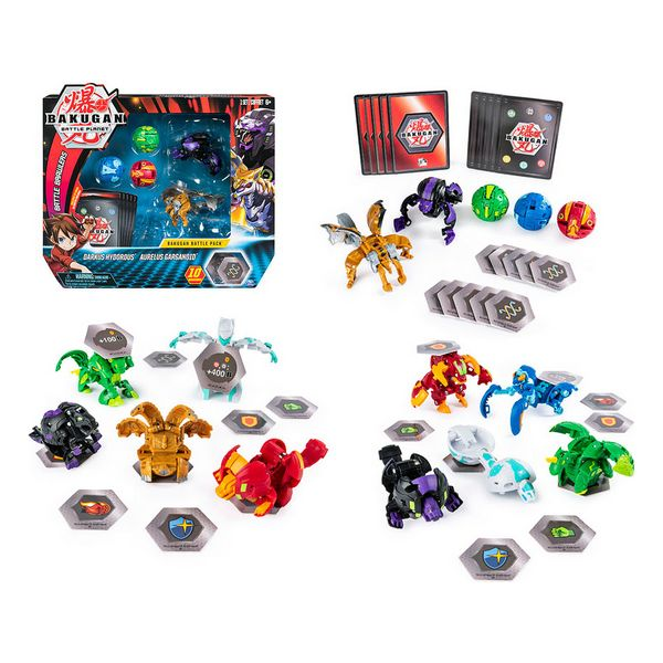 Action Figure Battle Bakugan 115062