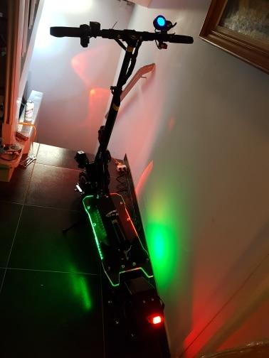 Scooters elétricos Electrico Electrico 60v3200w