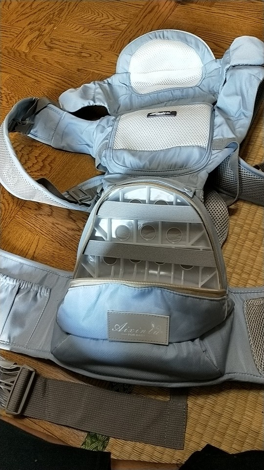 2020 Baby Carrier Waist Stool Newborn Walkers Cotton Mesh Summer Autumn Backpack Hipseat Travel Front Facing Pouch Wrap Kangaroo Backpacks & Carriers    - AliExpress