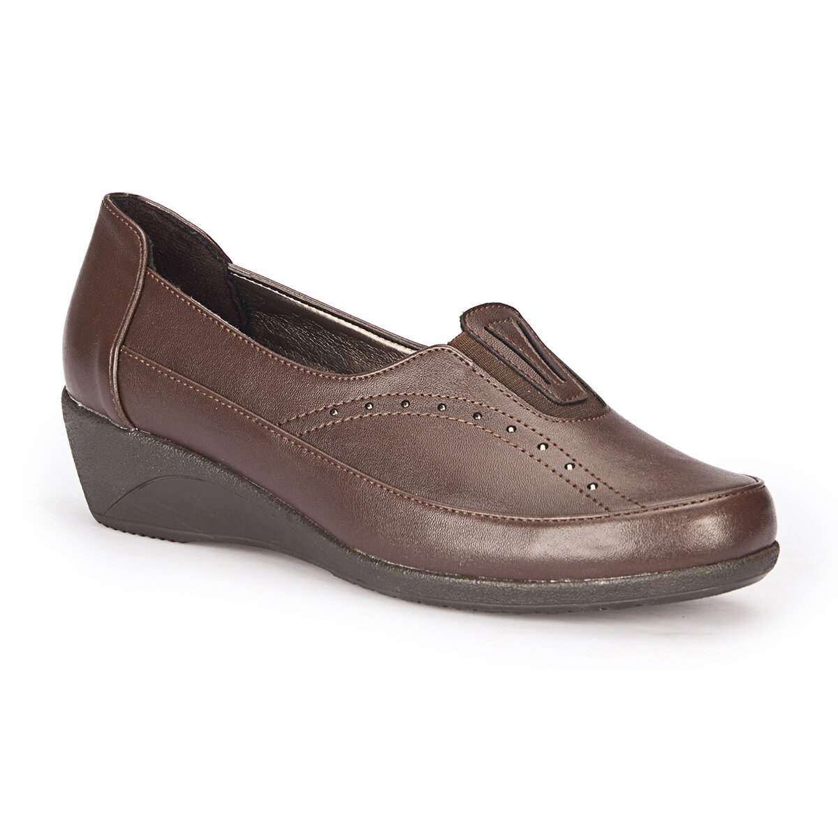 FLO 72.158020.Z Brown Women 'S Comfort Shoes Polaris