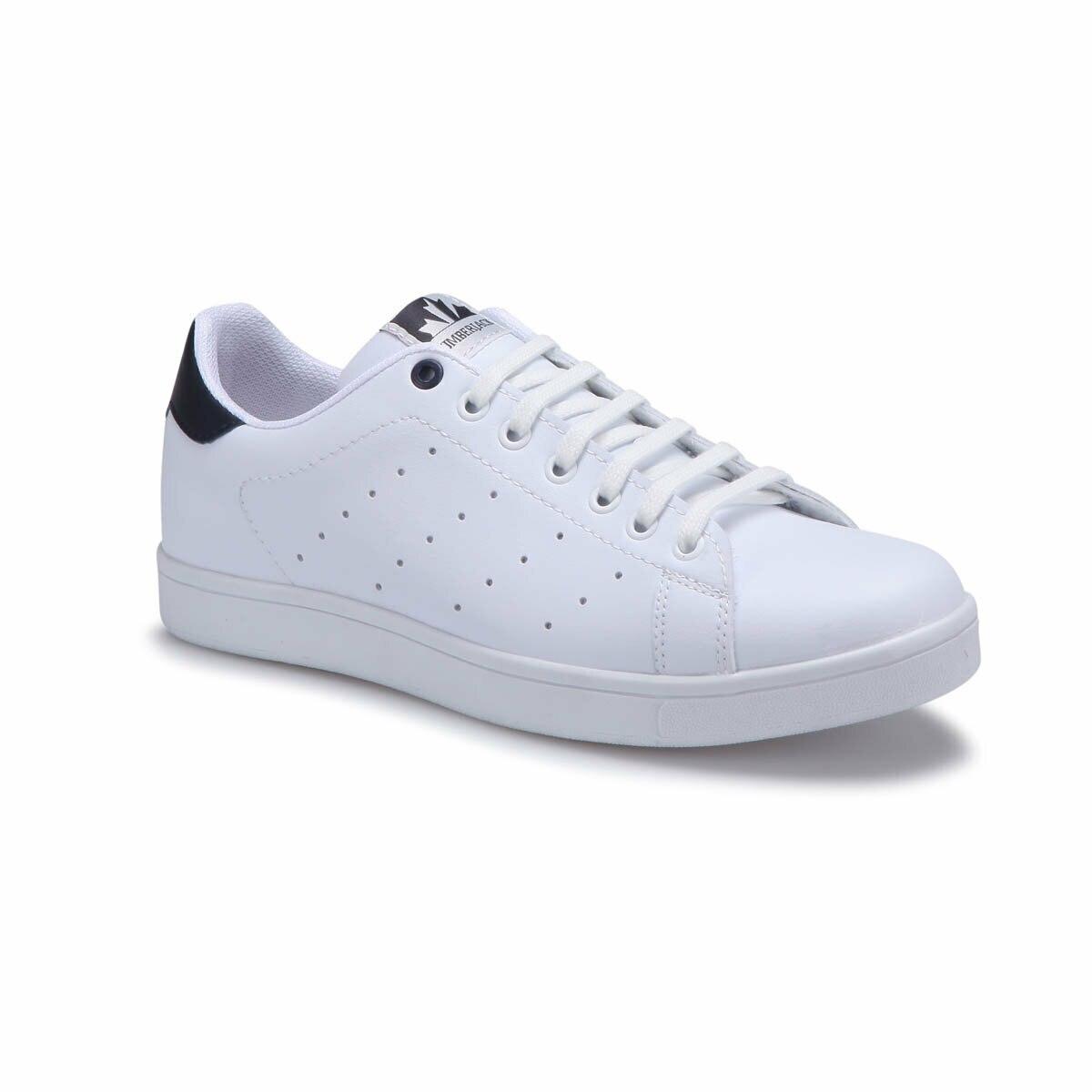 FLO GRAZZI White Male Sneaker LUMBERJACK