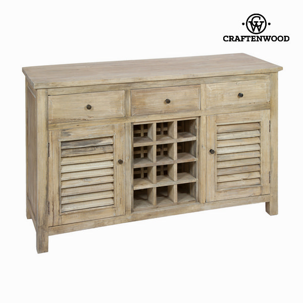 Sideboard Mindi Wood (135 X 40 X 85 Cm) - Poetic Collection By Craftenwood