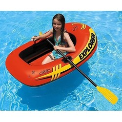 Barco inflable Explorer-100 individual, 147x84x36 cm